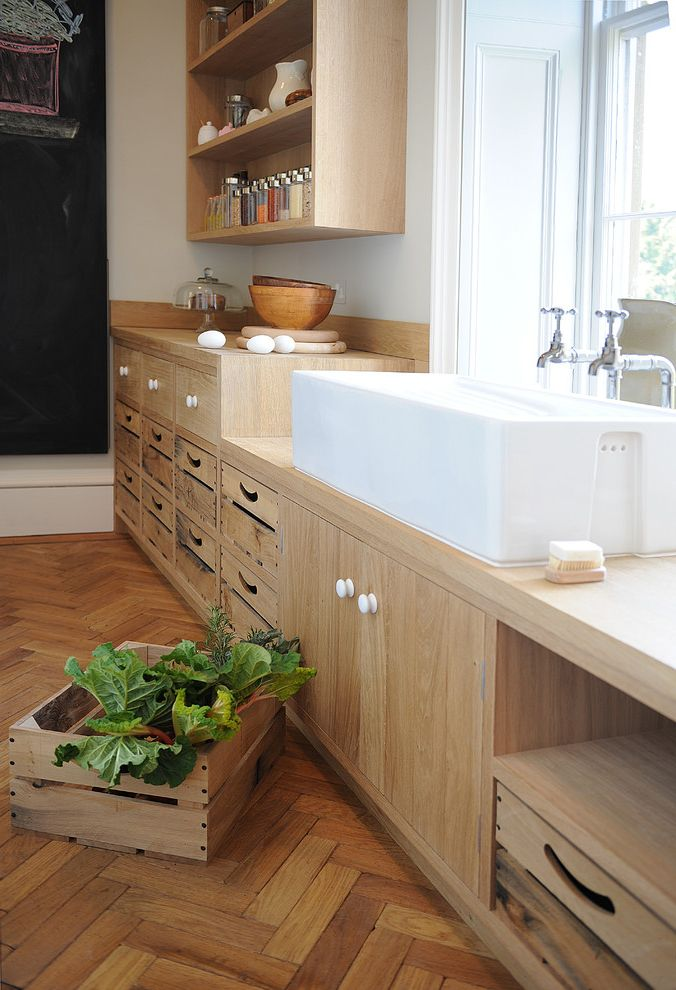 Traditional Oak Scullery $style In $location