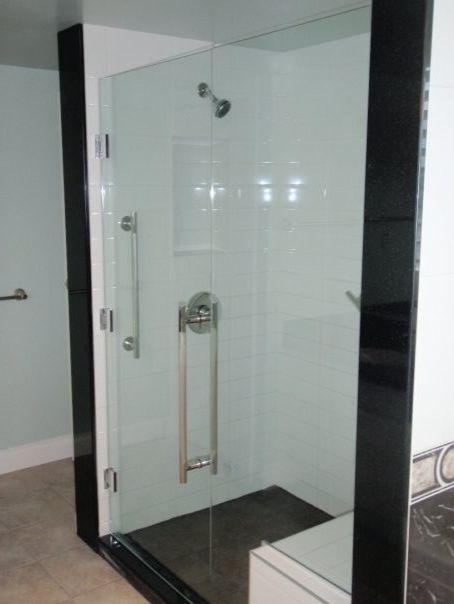 Lowes Arnold Mo   Modern Bathroom  and Low Curb Grab Bars Custom Bench Senior S