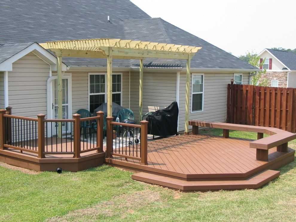 Lowes Augusta Ga   Eclectic Deck Also Archadeck of Augusta Augusta Deck Builder Augusta Ga Composite and Vinyl Deck Builder Augusta Ga Decks Augusta Ga Low Maintenance Decks Augusta Ga Outdoor Living Augusta Ga Wooden Deck Builder