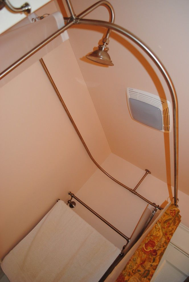 Lowes Avondale Pa with Traditional Bathroom Also Beadboard Clawfoot Tub Lowes Pink Small Bath