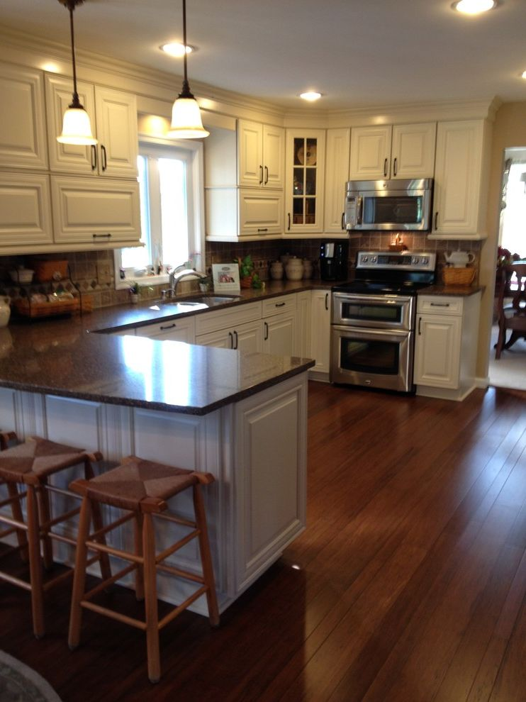 Lowes Avondale Pa with Traditional Kitchen  and Bamboo Kitchen Quartz Remodel Shenandoah