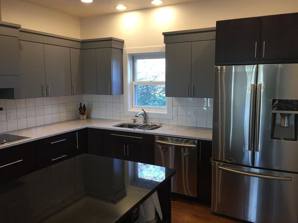 Lowes Cedar Rapids   Transitional Kitchen Also Transitional