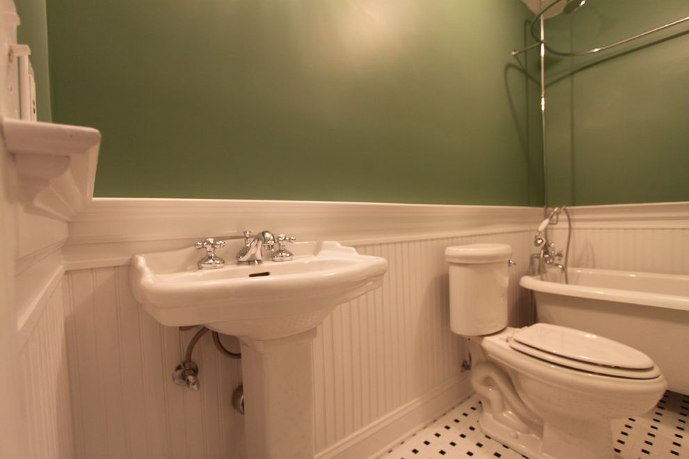 Lowes Derby Ct   Traditional Bathroom Also Traditional