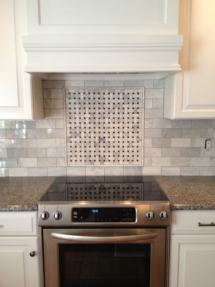 Lowes Derby Ct Traditional Kitchen and Backsplash Kitchenaid ...