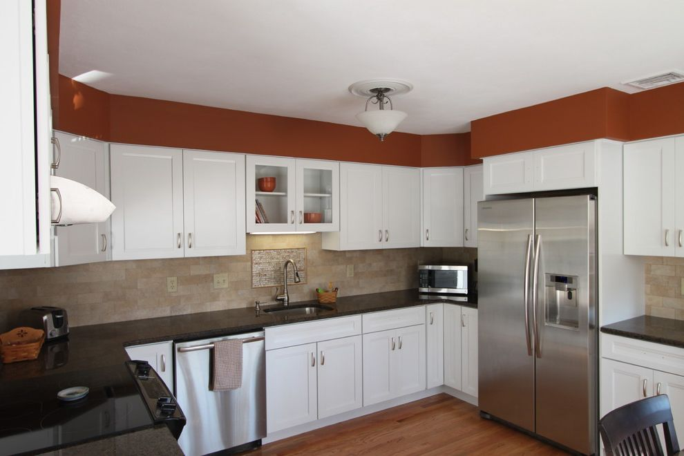 Lowes Derby Ct   Traditional Kitchen  and Traditional