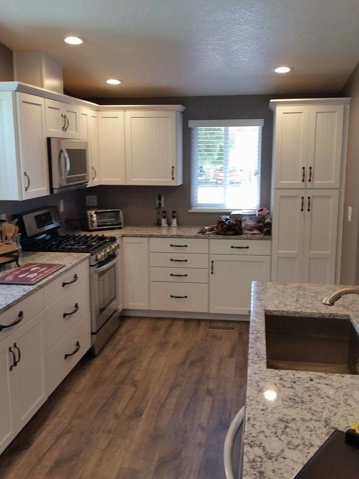 Lowes Elk Grove   Transitional Kitchen Also Transitional