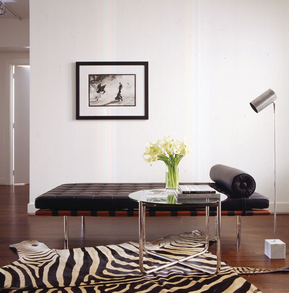 Lowes Florence Ky with Modern Living Room Also Barcelona Daybed Chrome Floor Lamp Glass Side Table Modern Side Table Photograph Zebra Rug