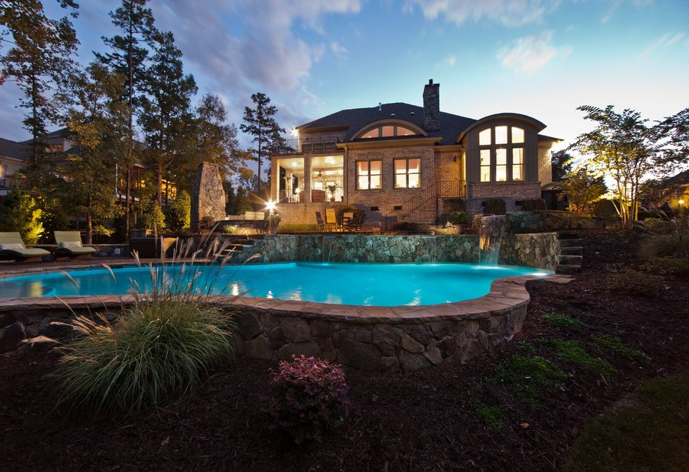 Custom Land Design, Charlotte Nc $style In $location
