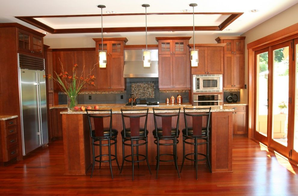 Lowes Issaquah   Craftsman Kitchen Also Craftsman Custom Home