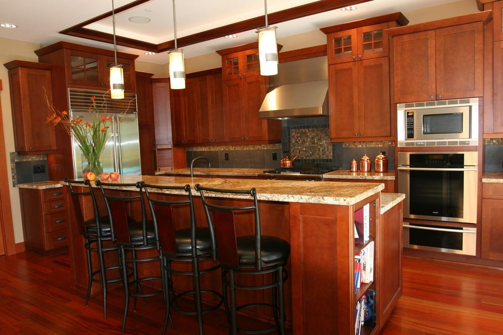 Lowes Issaquah with Craftsman Kitchen  and Craftsman Custom Home