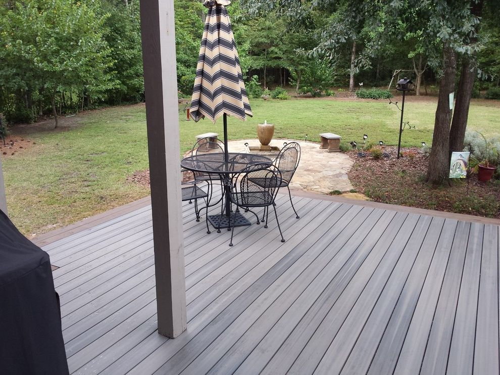 Lowes Macon Ga   Traditional Deck  and Archadeck Ga Archadeck of Central Ga Macon Composite Deck Macon Fiberon Deck Macon Ga Deck Macon Low Maintenance Deck Macon Timbertech Deck