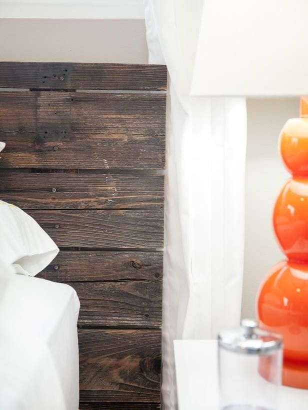 Lowes Metairie with Eclectic Bedroom  and Flipping the Block Hgtv Orange Lamp Reclaimed Wood Headboard