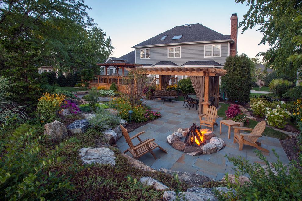 Lowes Niles Ohio with Traditional Patio  and Adirondack Chairs Bluestone Boulders Deck Firepit Outdoor Curtains Outdoor Kitchen Patio Patio Furniture Pergola Pergula Retaining Walls Rocks
