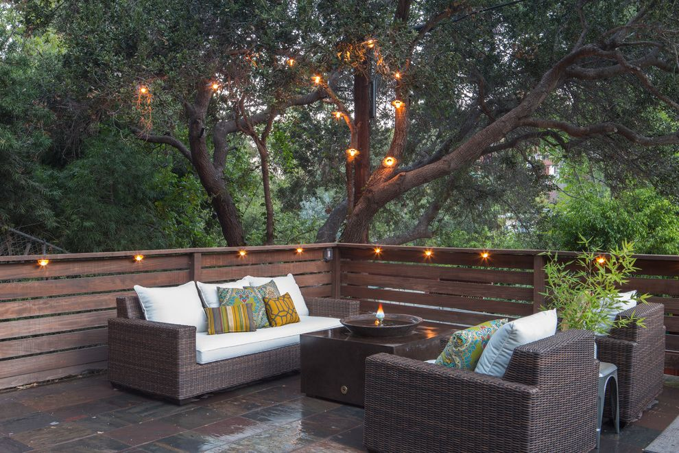 Lowes Pueblo Co with Eclectic Patio Also Outdoor Furniture Outdoor Seating Patio Lights Wicker Furniture Wood Railing
