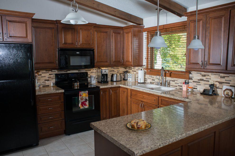Lowes Rapid City Sd   Craftsman Kitchen Also Before and After Before and After Kitchen Before and After Photos Custom Cabinets Kitchen Before and After Kitchen Cabinets Space Saving Traditional Kitchen
