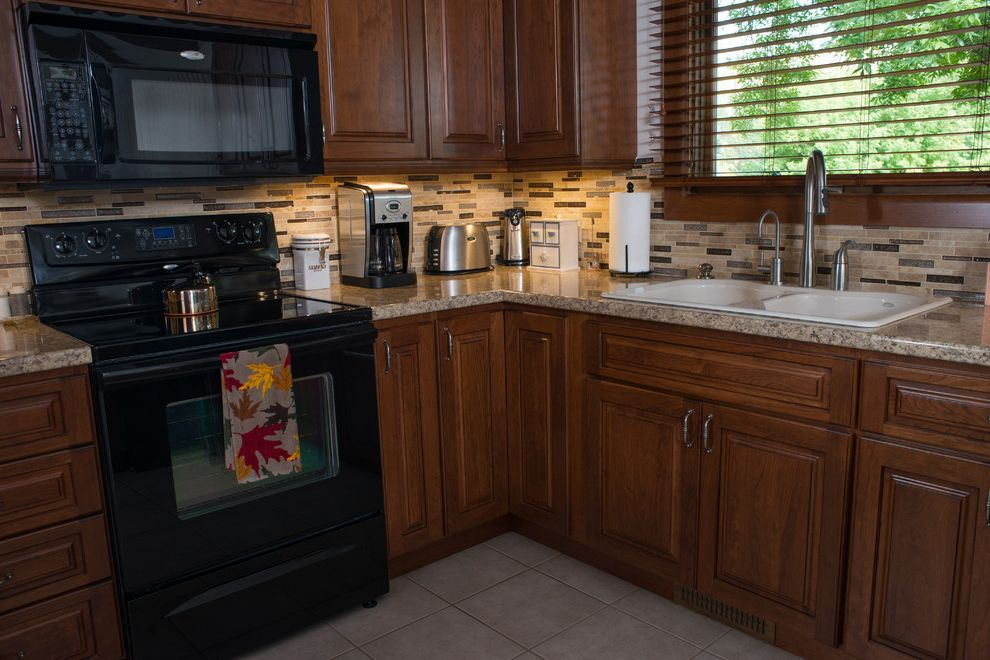Lowes Rapid City Sd with Traditional Kitchen Also Before and After Before and After Kitchen Before and After Photos Custom Cabinets Kitchen Before and After Kitchen Cabinets Space Saving Traditional Kitchen