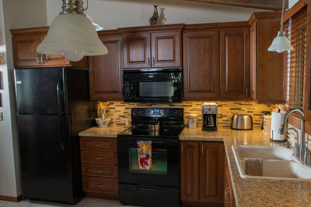 Before And After - Kitchen In Rapid City, Sd $style In $location