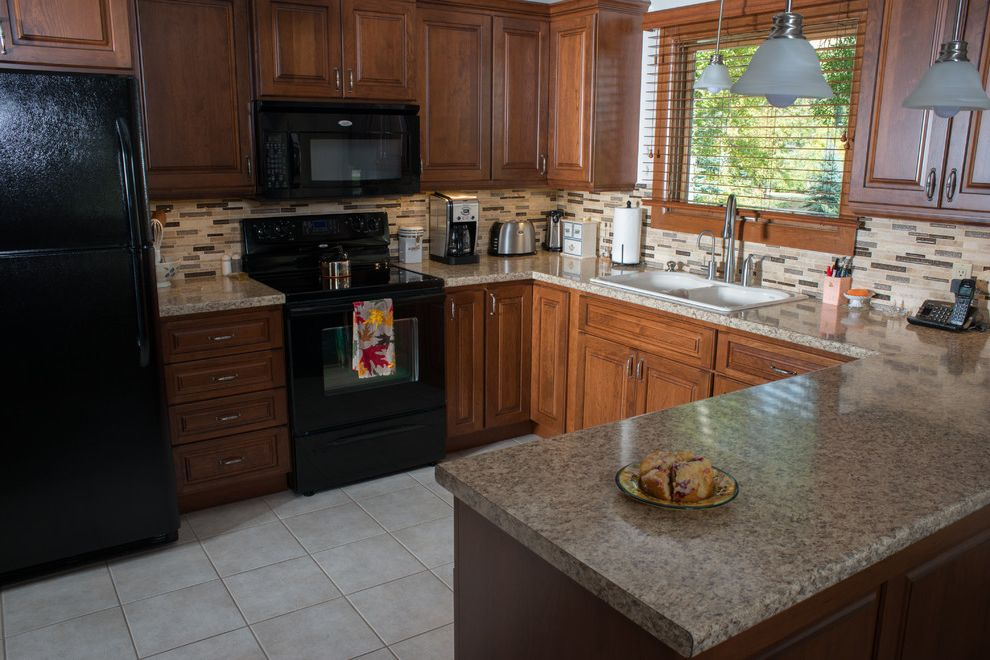 Lowes Rapid City Sd with Traditional Kitchen  and Before and After Before and After Kitchen Before and After Photos Custom Cabinets Kitchen Before and After Kitchen Cabinets Space Saving Traditional Kitchen