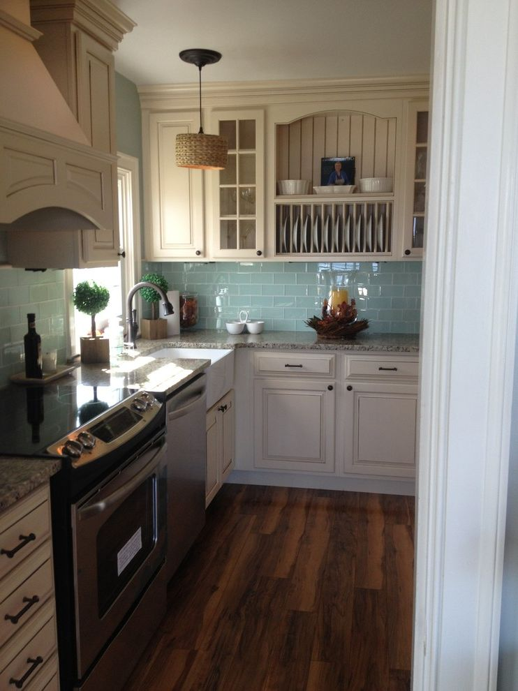 Lowes Seekonk with Traditional Kitchen Also Biscotti with Cocoa Glaze Blue Bookcase Dish Rack Glass Tile Green Kitchen Kraftmaid Rustic Floor Stainless Steel Undercabinet Lights Wood Wood Hood