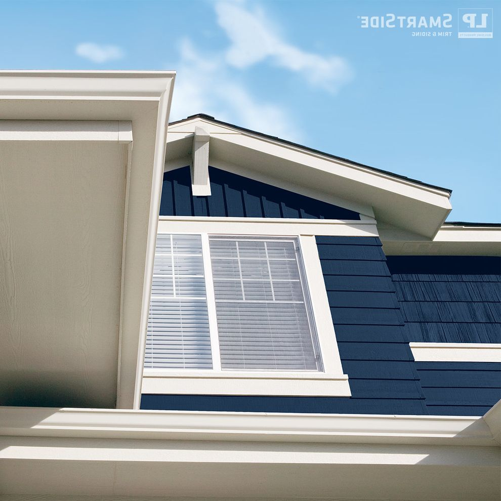 Lp Smartside Colors   Craftsman Exterior Also Engineered Wood Fascia Louisiana Pacific Lp Lp Building Products Lp Smartside Smartside Trim