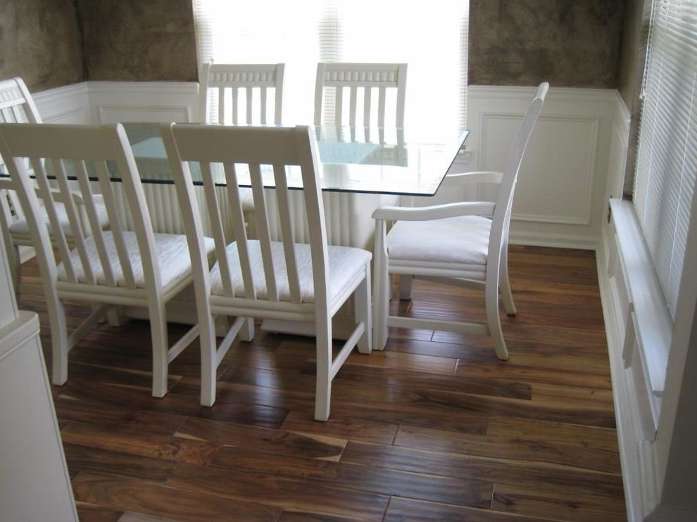 Lumber Liquidators Atlanta with Traditional Dining Room Also Customer Project Flooring Handscraped Solid Hardwood