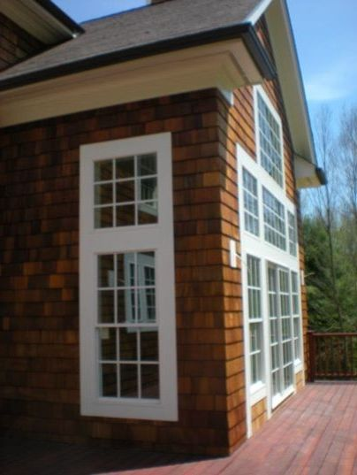 Mangia Watertown Ct   Transitional Exterior  and Country Home Relaxed