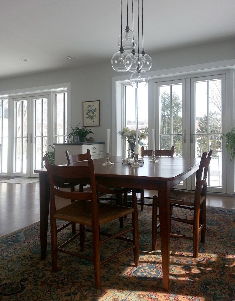Mangia Watertown Ct with Traditional Dining Room Also Energy Star Rated Glass Globe Pendant Healthy Living Leed Platinum Light Filled Living Building Challenge Net Zero Open Floor Plan Passive House Triple Pane French Doors