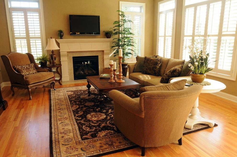 Marini Homes with Traditional Spaces Also Builder Model Home Decorating Ideas