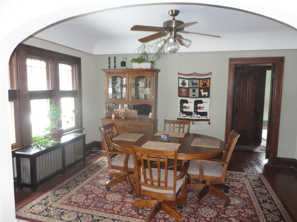 Menards Janesville Wi   Traditional Dining Room Also Color Consulting Interior Painting Stained Trim