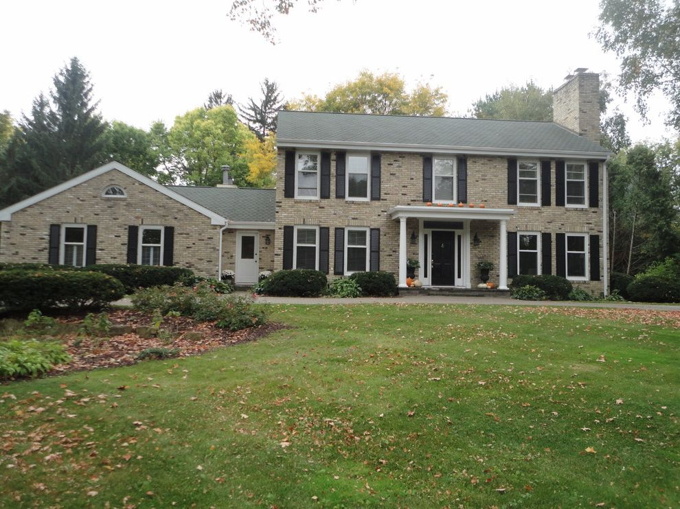 Exterior Painting In Rockford Il $style In $location
