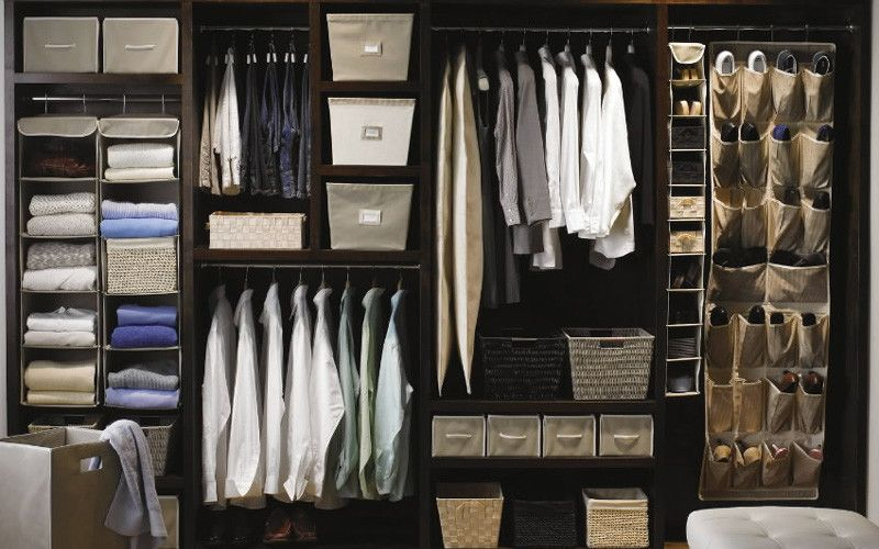 Mens Closet Ideas   Contemporary Closet Also Contemporary