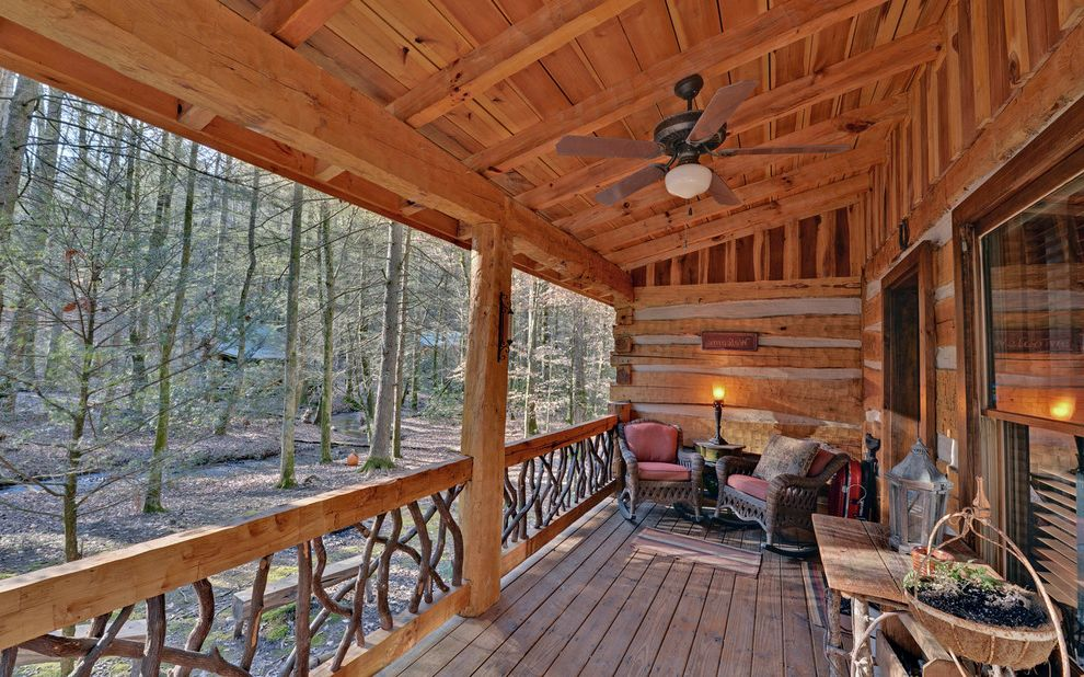 Mile North Hotel   Traditional Porch Also Blue Ridge Cabins Envision Virtual Tours Georgia Professional Photographers