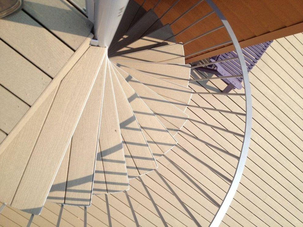 Moisture Shield Decking with Contemporary Spaces Also Decking Dock Earthtone Moistureshield Composite Decking Outdoor Living Pier Railing