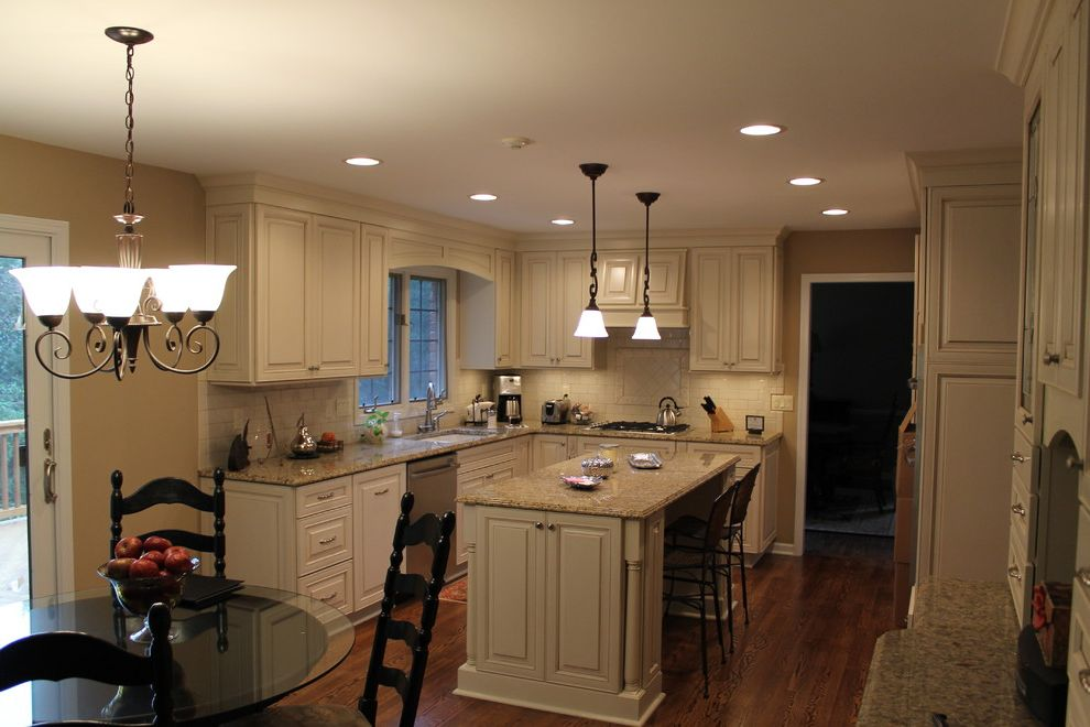 Montclair Royale   Traditional Kitchen  and Traditional