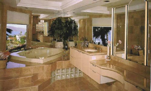 Moss and Associates   Traditional Spaces Also Master Bath