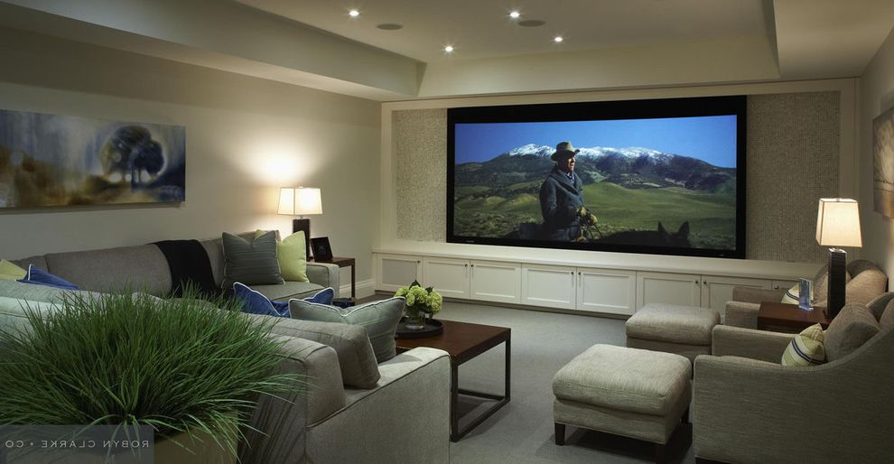 Movie Theaters Naples Fl   Contemporary Home Theater Also Contemporary