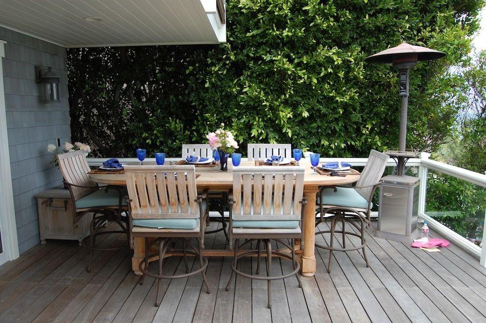 Nichols Lumber   Beach Style Deck  and Beach Style