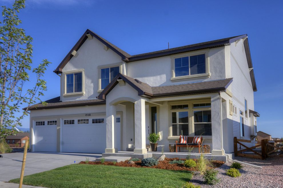 Oakwood Homes Colorado    Exterior  and Cspoh14 Cspo14 Parade of Homes