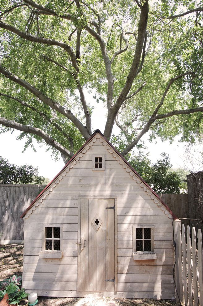 Old Hickory Buildings and Sheds with Farmhouse Shed  and Chicken Coop