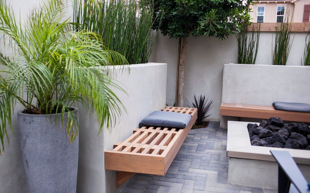 Modern Landscape Construction $style In $location