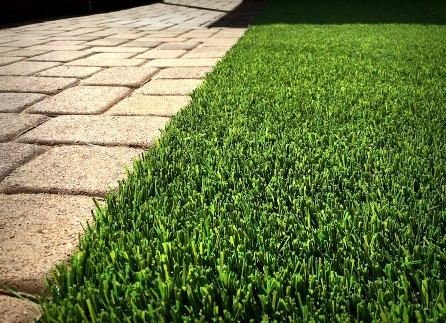 Orco Pavers with  Spaces Also Artificial Grass Artificial Grass Los Angeles Orco Pavers Pavers Synthetic Turf Los Angeles
