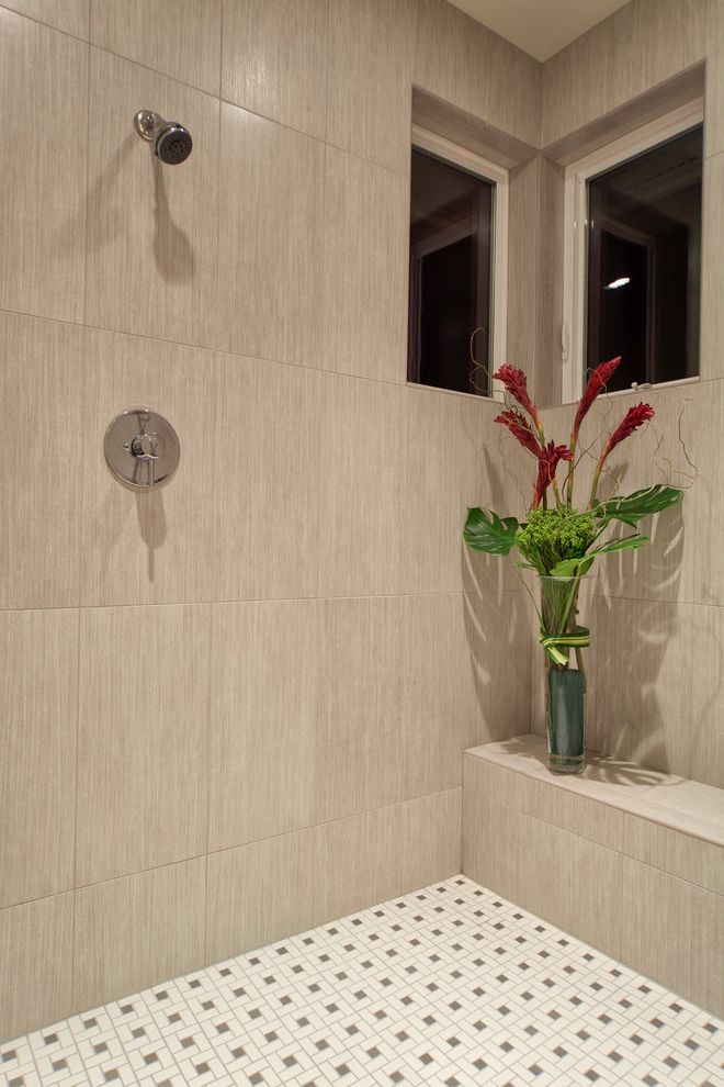 Oregon Tile and Marble   Contemporary Bathroom Also Grey Master Shower Oregon Tile and Marble Stingray