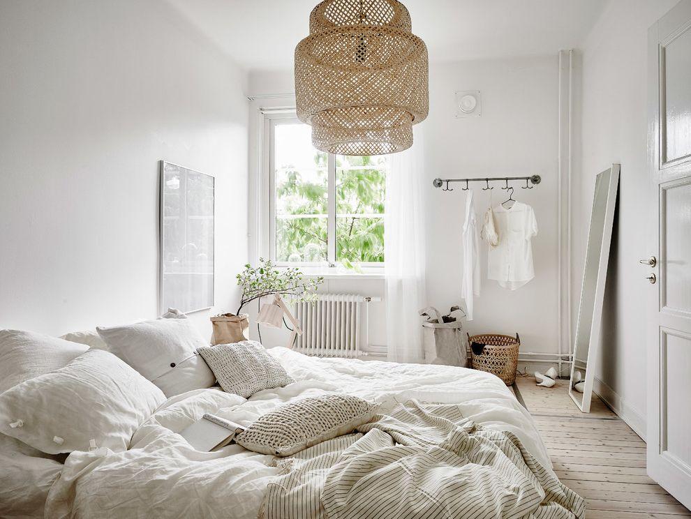 Organic Egyptian Cotton Sheets   Scandinavian Bedroom  and Inredning Interior Interor Interor Design