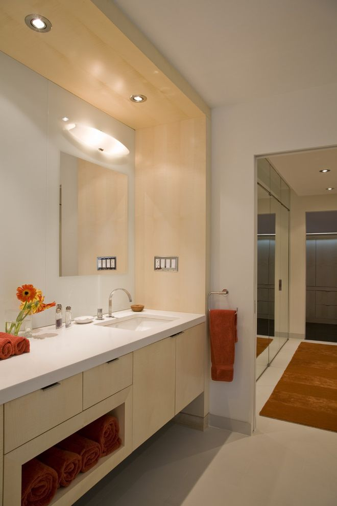 Oversized Switch Plates with Modern Bathroom  and Contemporary Contemporary Architecture Contemporary Interiors European
