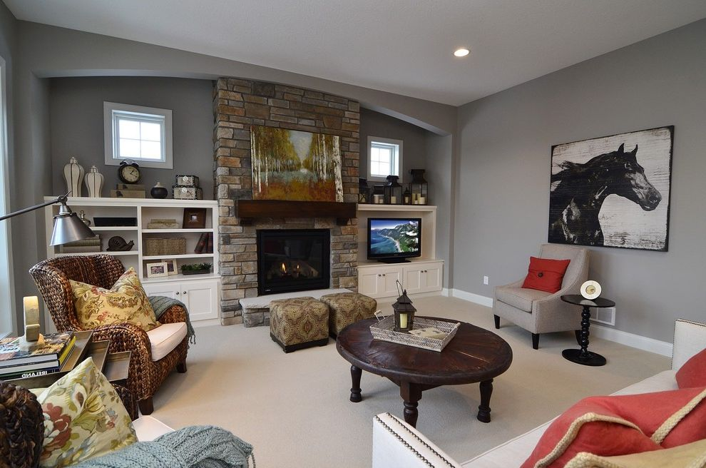 Owen Corning with  Living Room Also