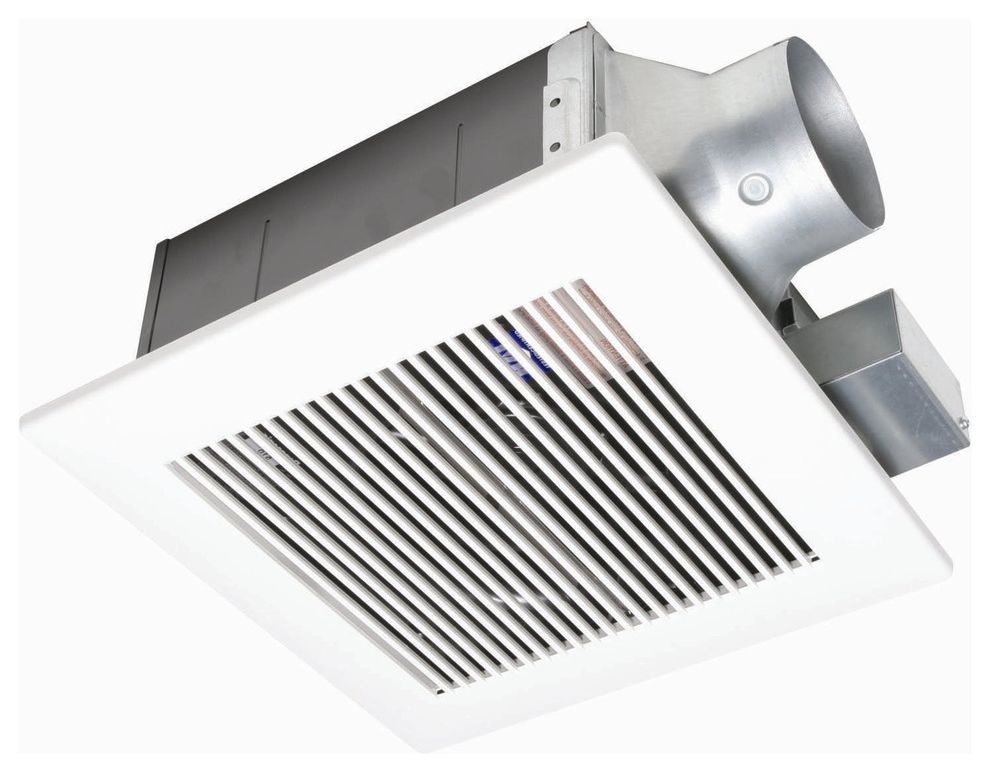 Panasonic Whisper Green Fan   Modern Spaces Also Bathroom Fan Panasonic Quiet Super