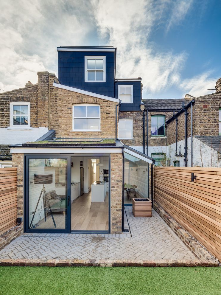 Pasadena Building and Safety   Scandinavian Exterior Also Extension Fence Fencing Garden Fence Glass Extension House Extension Kitchen Extension Kitchen Extensions Living Roof Modern Extension Rear Extension Side Extension Terrace House Terraced House