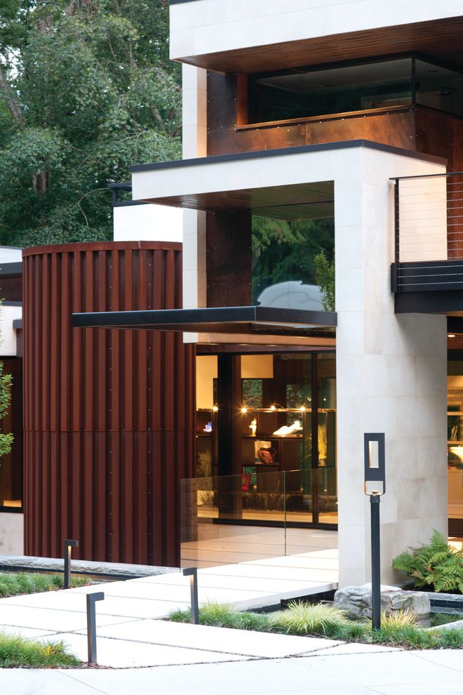 Pego Lamps   Contemporary Exterior  and Outdoor Lighting