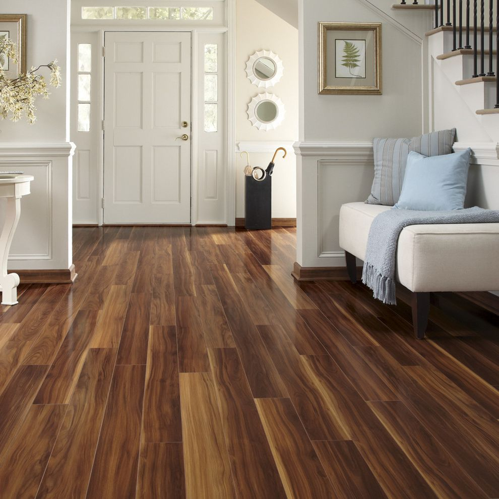 Pergo Flooring Reviews   Traditional Entry Also Traditional