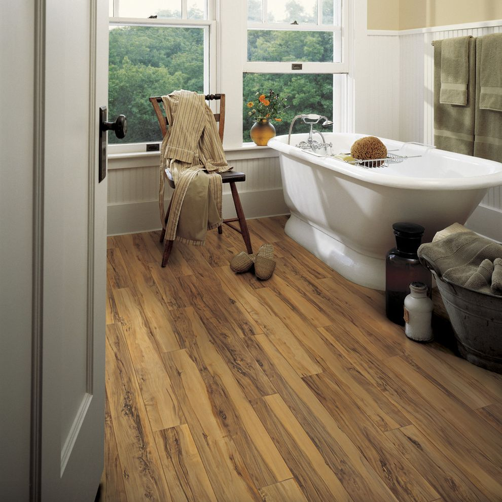 Pergo Flooring Reviews with Traditional Bathroom Also Traditional